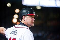 Chipper Jones #Braves