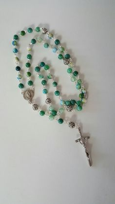 Stunning Jasper in Green! by AutumnsBlessing on Etsy