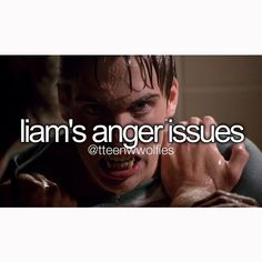 "#TeenWolf 4x05 - ""liam's anger issues"""