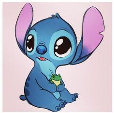 Baby Stitch from LILO and Stitch