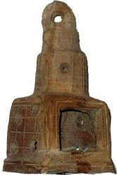 Roman mold oil lamp - Buscar con Google