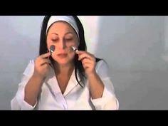 Массаж лица ложками. Супер просто и эффективно! массаж лица ложками - YouTube