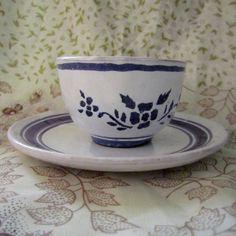 Chávena da café da Cerâmica Vieira
