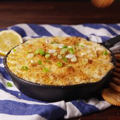 It's impossible to be crabby with this dip in your life.