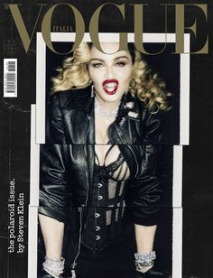Madonna by Steven Klein Vogue Italia February 2017