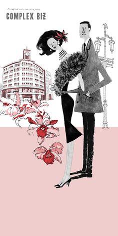[Ginza Lady Walk] by Kaneko, Tomoko