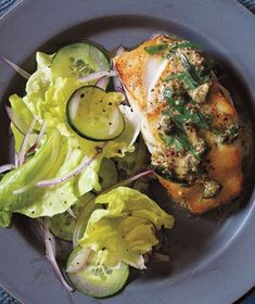 Get the recipe for Pan-Fried Cod With Mustard-Caper Sauce.