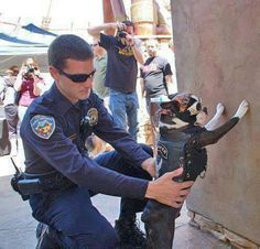 """""""You are under arrest !"""""""