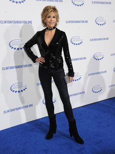 Jane Fonda Clothes
