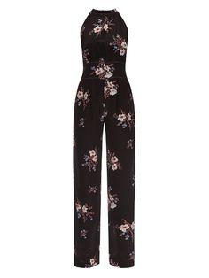 1d5363ef43 Nina Ricci Floral-print silk jumpsuit ( 1