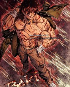 62 Best baki the grappler images in 2019 | Manga, Anime, Art