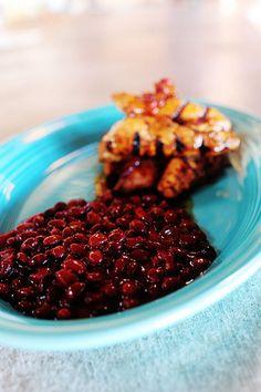 Simple Scrumptious Grilled Chicken + Grillin' Recipe Contest