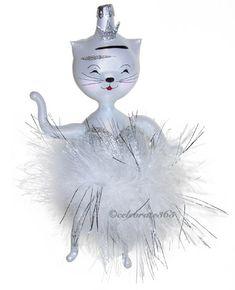 De Carlini Little Girl Angel Ornament | Beautiful Christmas ...