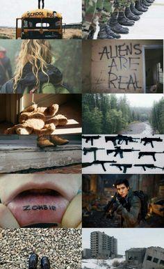 The 5th Wave #ringer #zombie #benparish #Squad53 #cassiesulivan #evanwalker #sammy tumblr