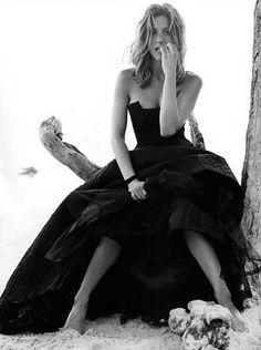 2002. Vogue. Actress Jennifer Aniston. Photo by Mario Testino (B1954)