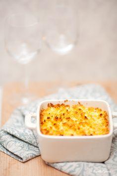 Suvelle Cuisine: Puré de Couve Flor e Queijo no Forno... só porque estava na Agenda