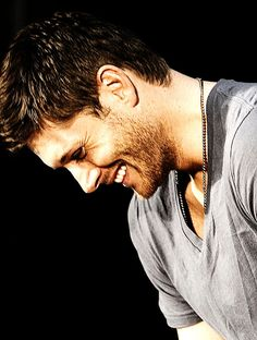 Jensen Ackles. He's too adorable