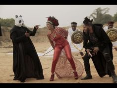 Lamboginny & Mr Clayy - I Am A Winner Ft. Chidinma (Official Video)