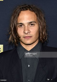 Actor Frank Dillane attends AMC, ET And Tumblr's 'Fear The Walking Dead' Event At Comic-Con 2015 on July 10, 2015 in San Diego, California.