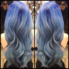 Get the HOW TO and formula for this beautiful transformation by Susan Aw.