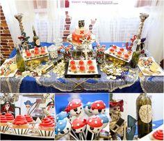 "Photo 1 of 16: Pirate Birthday / Birthday ""Pirate Maddeness "" | Catch My Party"