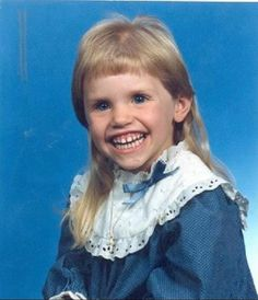 Le 20 peggiori foto (e pettinature) d'infanzia di tutti i tempi!!! :D :D :D