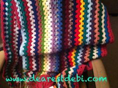 Grannyghan Afghan - Granny Stitch Afghan *Free Crochet Pattern: thanks so for share xox