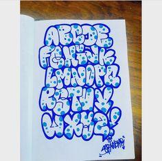 Graffiti Lettering Fonts, Graffiti Alphabet, Graffiti Art, 4 Tattoo, Cute Letters, Street Culture, Minecraft, Swag, Doodles