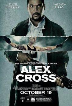 Alex Cross Movie Poster 24inx36in Poster