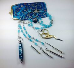 Complete Sewing Chatelaine Package on Etsy, $100.00