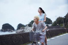 "Nana Komatsu for ""Drowning Love"" Trailer Film, Komatsu Nana, Human Poses Reference, The Love Club, Couple Aesthetic, Japanese Men, Teenage Dream, Movie Photo, Love Movie"