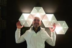 Настенный светильник SIRIO by Karman дизайн Bizzarridesign