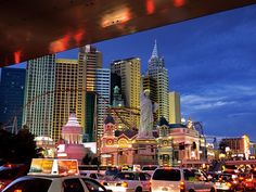 "What Not to Do in #LasVegas INSTEAD: Tell the cab driver ""not to take the tunnel"" which is Vegas code for not going on the freeway. Or you can just tell them to take The Strip so you can see the sights."