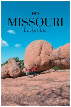 , My Missouri Bucket List - Oh My! Omaha , Huge list of things to do in Missouri including obscure festivals, adventures and outdoor pursuits to add to any bucket list. Missouri Hiking, Columbia Missouri, Kansas City Missouri, Branson Missouri, Outdoor Travel, Outdoor Gear, Weekend Getaways, Places To Travel, Camping Places