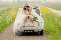 Cute bridal session - Bridal getaway