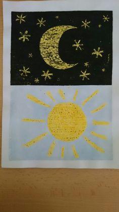 Den a noc Preschool Themes, Sistema Solar, Classroom Crafts, Ideas Para Fiestas, Summer School, Games For Kids, Kindergarten, Kids Rugs, Education