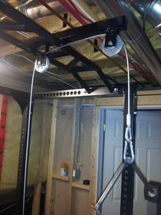 Homemade Tricep Pull Down or Lat Pull down - Bodybuilding.com Forums