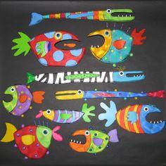 Tra Art - Fish #32 - Thumbnail 3