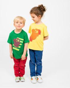 petit BOO - handmade für kinder: van Wright - T-Shirts für Babies und Kinder und deren Eltern