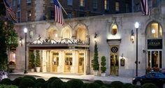 The Mayflower Hotel in Washington, D.C.