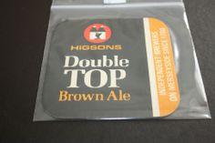 1973 Beermat Higsons Cat 025 (NT 1K36)