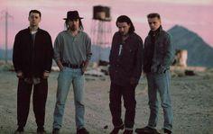 U2-  The Joshua Tree 1987