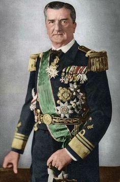 Miklós Horthy ( 1868 - 1957 ) là nhà lãnh