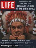 """""""BOB HOPE"""" May 11, 1962"""