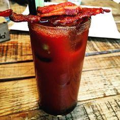 Waar drink je de beste Bloody Mary van Amsterdam?