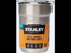 ▶ Stanley Adventure Series Camp Cook Set - YouTube