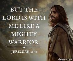 Jeremiah 20:11   Bible Verses