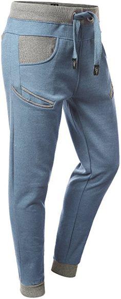 URBANCREWS Mens Hipster Hip Hop Jogger Pants w/ Cell Pockets DENIMBLUE LARGE at Amazon Men's Clothing store: Mens Jogger Pants, Sport Pants, Sport Outfits, Casual Outfits, Sport Fashion, Mens Fashion, Streetwear Shorts, Hip Hip, Mode Hijab