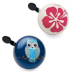 Cute bike bells from Electra to spiff up any bike! $16
