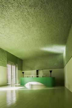 Crepuscular Green by Antonino Cardillo